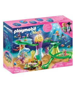 Playmobil havfruebugt 70094 box