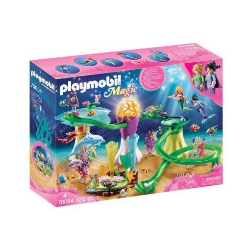 Playmobil havfruebugt 70094 box