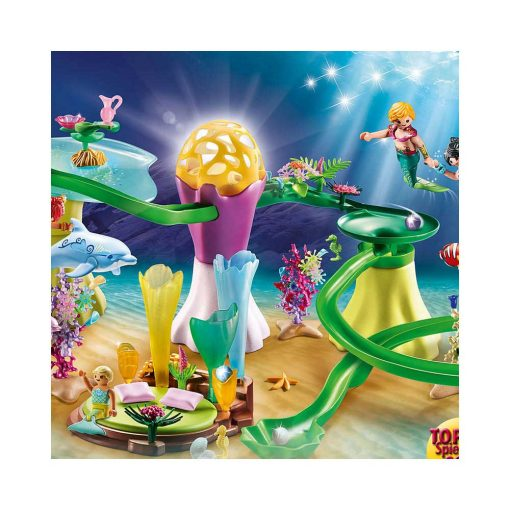 Playmobil havfruebugt 70094 illustration