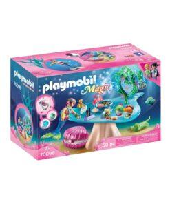 Playmobil havfruer skønhedssalon 70096