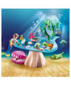 Playmobil havfruer skønhedssalong 70096