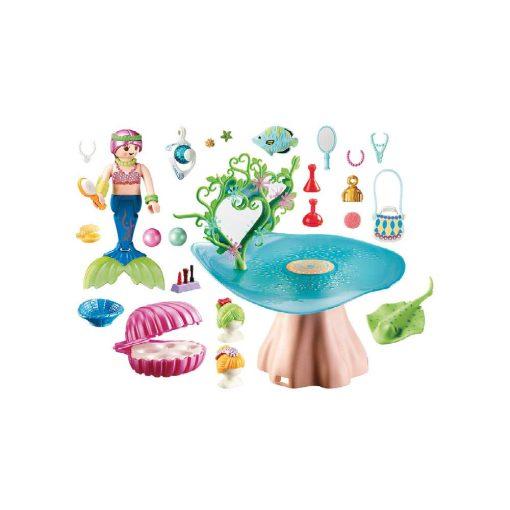 Playmobil havfruer skønhedssalong 70096 indhold