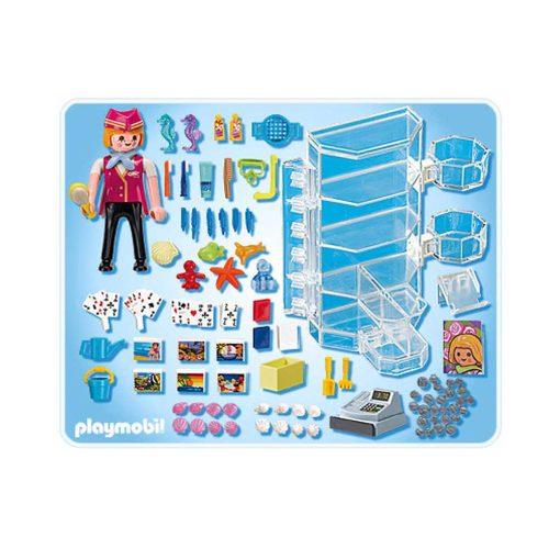 Playmobil hotel gavebutik 5268 indhold
