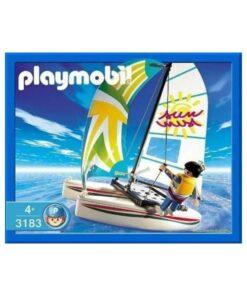 Playmobil katamaran båd 3183