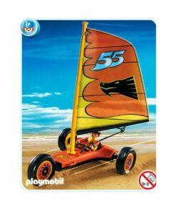 Playmobil strandracer 4216 billede