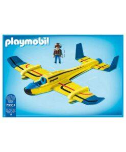 Playmobil svæveflyver 70057 indhold