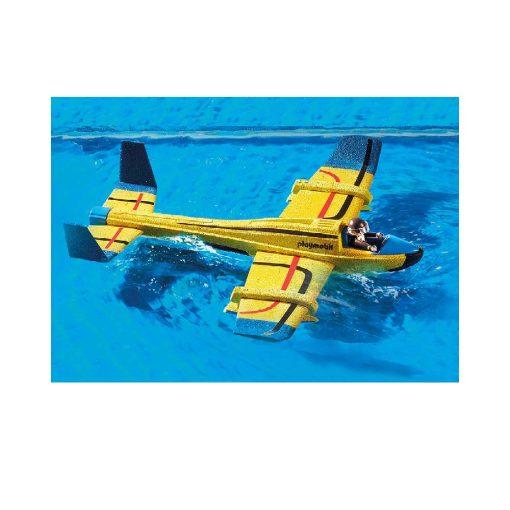 Playmobil svæveflyver 70057 i vand