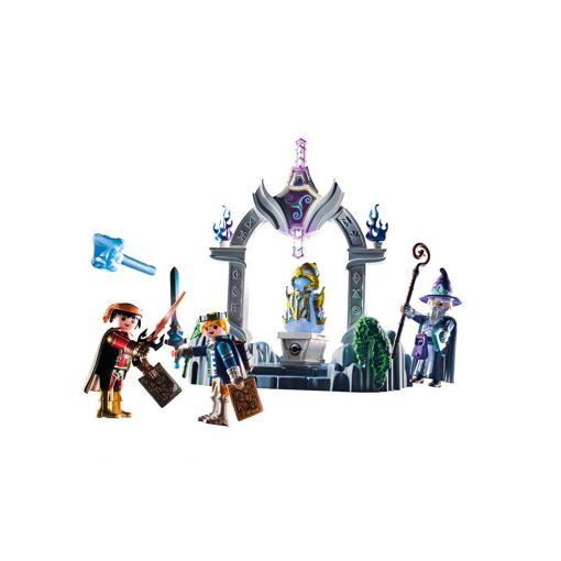 Playmobil Tidens Tempel 70223 opstilling