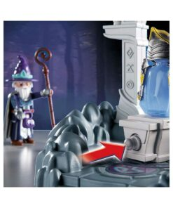 Playmobil Tidens Tempel 70223 illustration