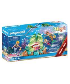 Playmobil havfrue lounge 70368 kasse