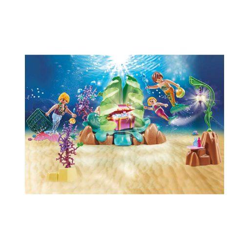 Playmobil havfrue lounge 70368 skattekiste