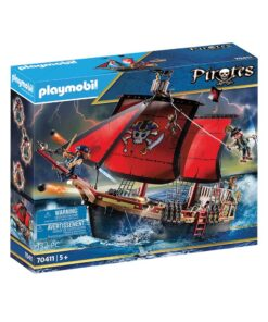 Playmobil piratskib 70411 dødnigehoved kampskib