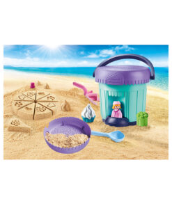 Playmobil Sandkagebageri 70339 illustration