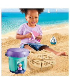 Se Playmobil Sandkagebageri 70339 pige