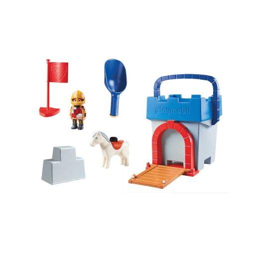 Playmobil Sandslot ridder 70340 indhold