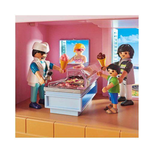 Playmobil iskiosk ved havnen 70279 ismejeri