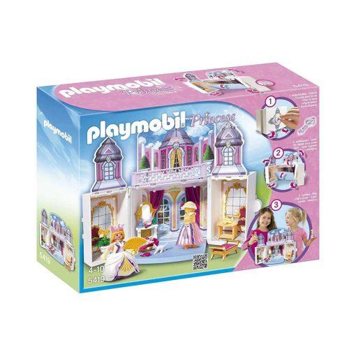 Playmobil prinsesseslot 5419 tag-med klap sammen