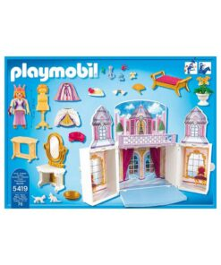 Playmobil prinsesseslot 5419 indhold
