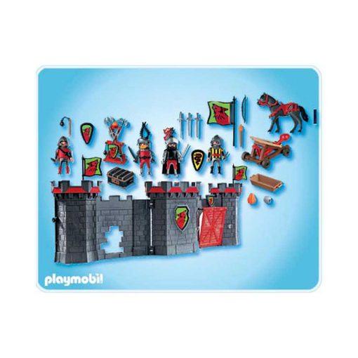 Playmobil ridderborg 4440 indhold