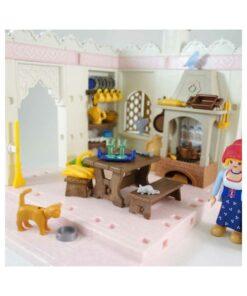 Playmobil royale køkken 4251 billede