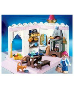 Playmobil royale køkken 4251 illustration