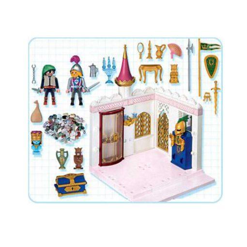 Se Playmobil skattekammer 4255 indhold