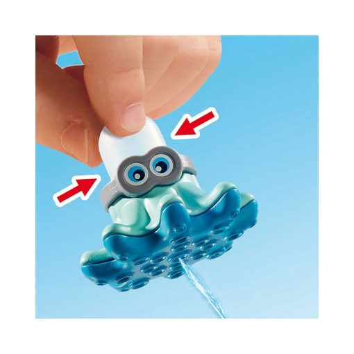 Playmobil svømmebassin 9422 blæksprutte