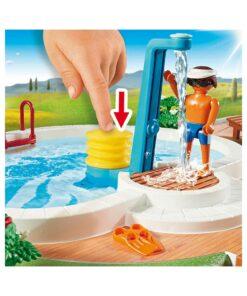 Playmobil svømmebassin 9422 bruser