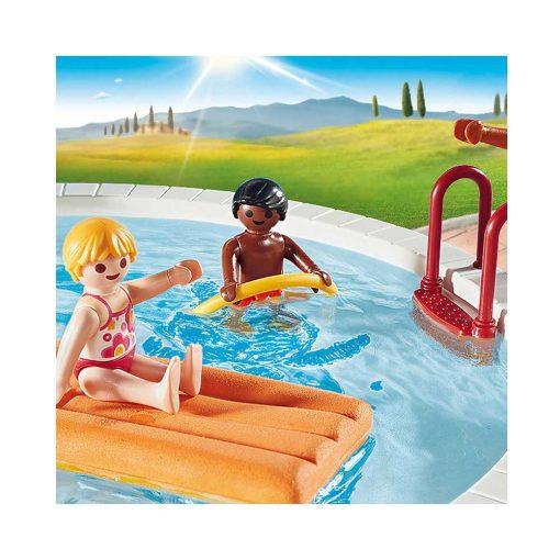Se Playmobil svømmebassin 9422 pool