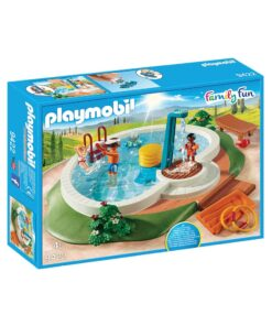 Playmobil svømmebassin 9422 kasse