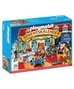 Playmobil 70188 julekalender jul i legetøjsbutikken æske