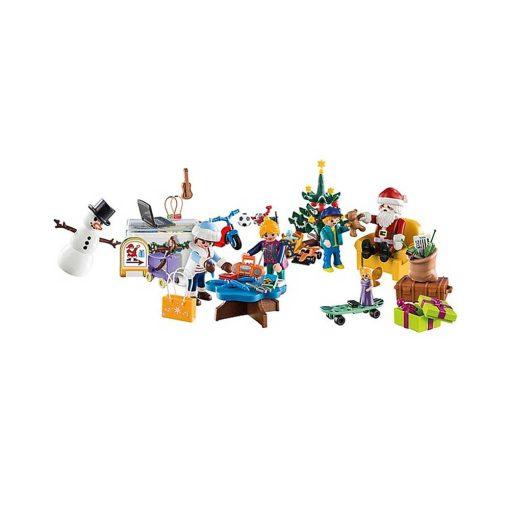 Playmobil 70188 julekalender jul i legetøjsbutikken