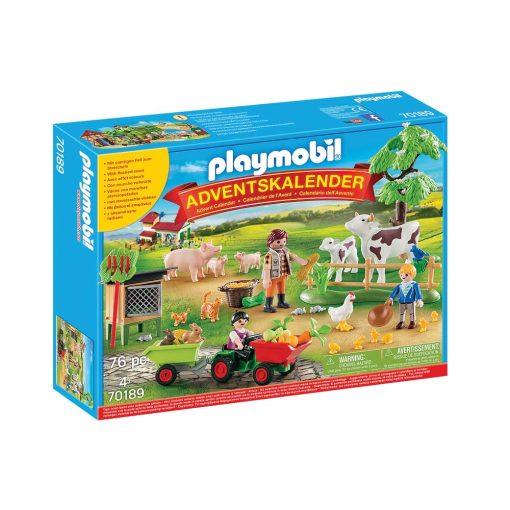 Playmobil 70189 julekalender æske