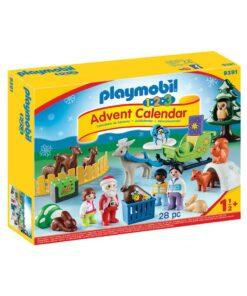 Playmobil 9391 Jul i skoven julekalender