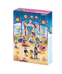 Playmobil julekalender 9485 julebal i krystalsalen