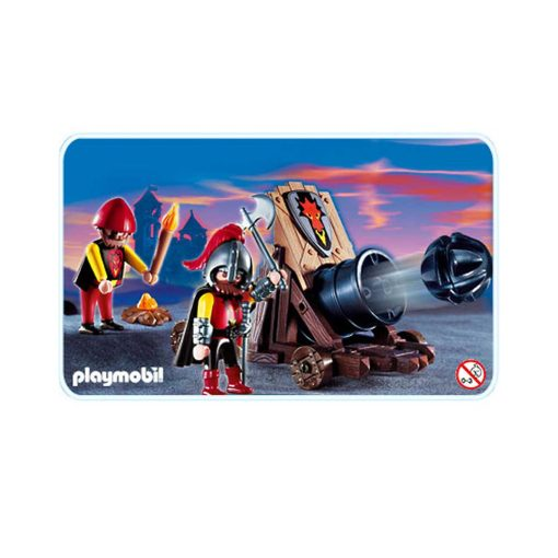 Playmobil drageriddernes angrebskanon 3320 boks