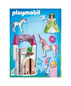 Playmobil enhjørning prinsesse 4777 indhold
