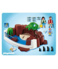 Playmobil pingviner indhold