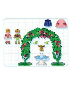 Se Playmobil kongebørn 4257 indhold