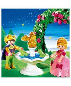 Se Playmobil prins og prinsesse 4257