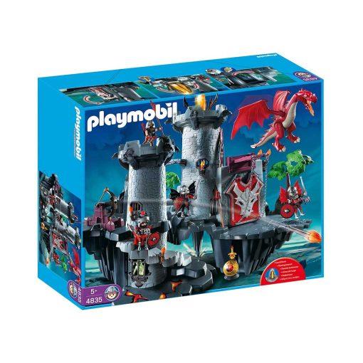 Playmobil 4835 Stort drageslot kasse
