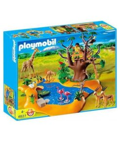 Playmobil safari dyrereservat 4827 kasse