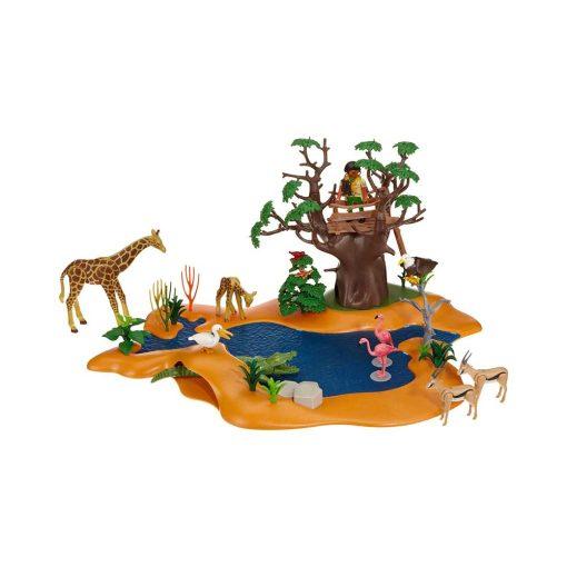 Playmobil safari dyrereservat 4827