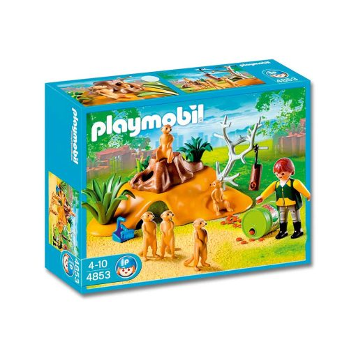 Playmobil surikat familie 4853