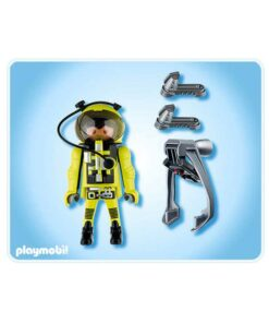 Playmobil Astronaut 4747 indhold