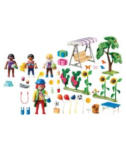Playmobil dukkehus børnefødselsdag 70212 indhold