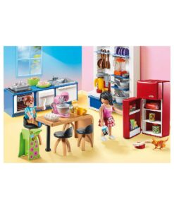Playmobil dukkehus køkken 70206 køkkenbord