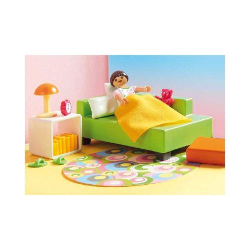 Playmobil dukkehus teenageværelse med sofaseng 70209 sofaseng