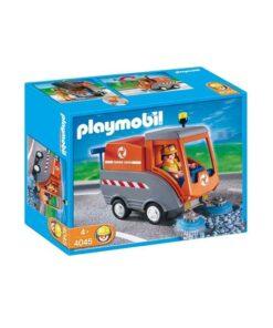 Playmobil fejemaskine 4045 kasse