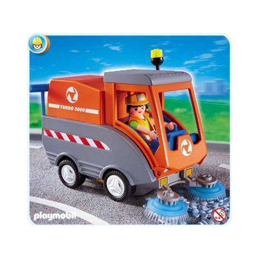 Playmobil fejemaskine 4045 billede